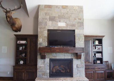 Fireplace-Mantles-With-TV-Jensens-Cabinets-12