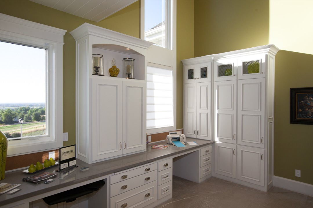 Offices Amp Craft Rooms Jensen S Cabinets