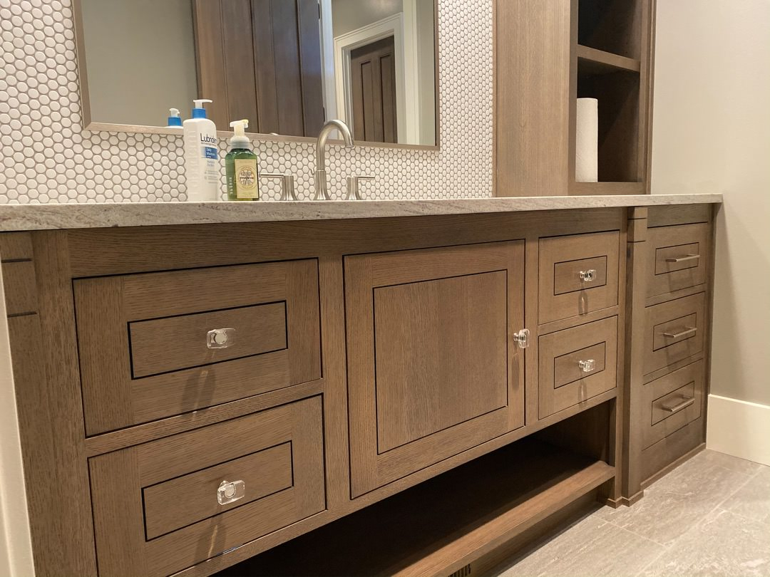 Bathroom Vanities - Jensen's Cabinets